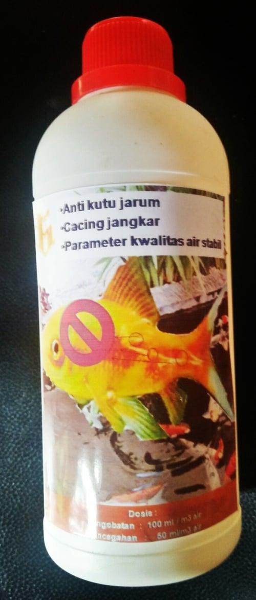 Formula ampuh obat anti kutu ikan kutu jangkar lernea Sp