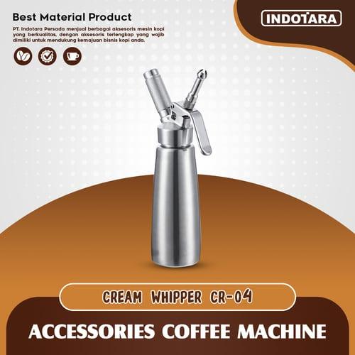 Cream Whipper Whipped Dispenser - CR04
