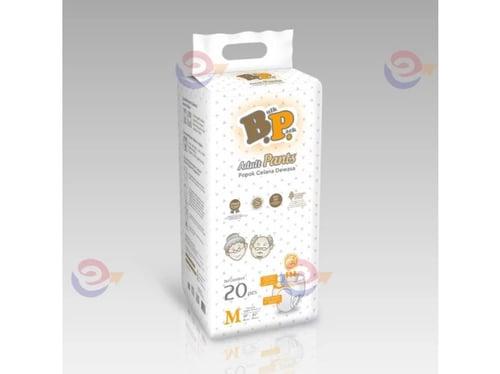 BP Diapers Adult Pants / Popok Dewasa model Celana ukuran M isi 20 pcs (BAP-20M)