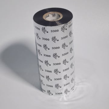 Ribbon Wax Resin 140mm x 300mtr