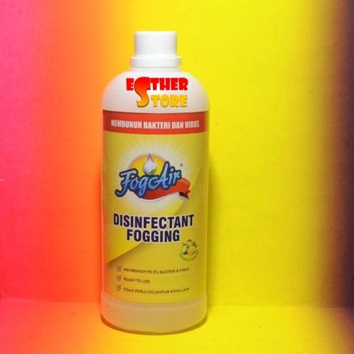 Fogair Disinfectant Fogging 1 Liter Pembasmi Virus Bakteri Jamur
