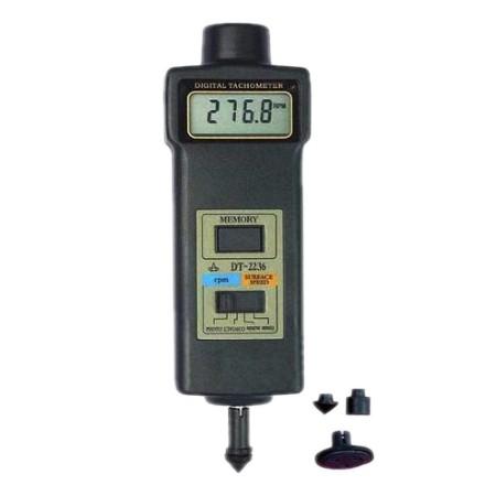Lutron Contact Tachometer DT 2236