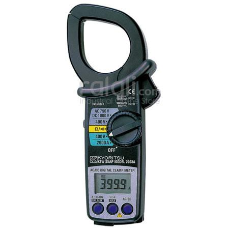 KYORITSU 2003A Digital Clamp Meter