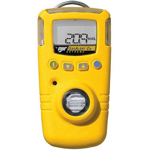 BW Gas Alert Extreme O2