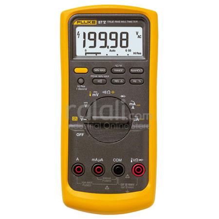 FLUKE 87V Industrial Digital Multimeter