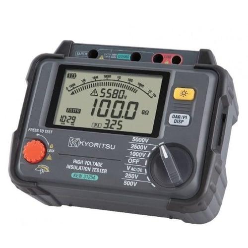 Kyoritsu 3125A Digital High Voltage Insulation Tester