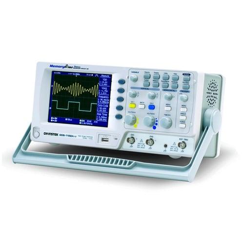 GW INSTEK GDS-1102A-U 100MHz, 2-Channel, Digital Storage Oscilloscope