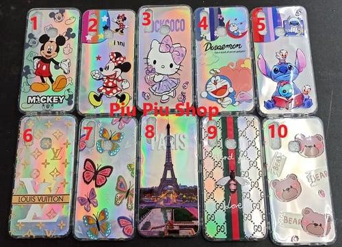 Case Shining Rainbow Disney Xiaomi Redmi 9T, Note 4X, 10, Oppo A5S A12 A7 F9 A11K, A5 A9 2020, A53, A54, A74, A15, F1s A37 Reno 5F, A3S, Realme C1, C21, C20, C11, Vivo Y20 Y12s, Y30 Y50, Y91 Y95, Y91C Y93, Y17 Y15 Y12, Samsung J2 Prime