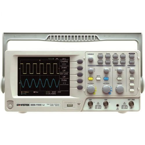 GW Instek GDS-1102-U Digital Oscilloscope