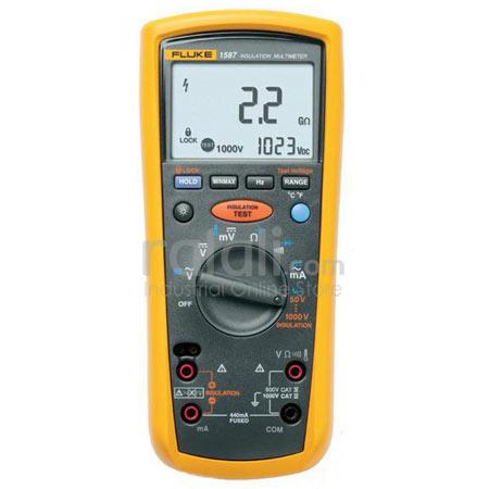 FLUKE 1587 Insulation Tester Multimeter Digital