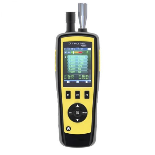 TROTEC PC 200 Particle counter