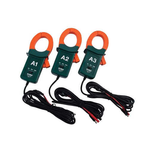 Extech PQ3210 - 1200A Flexible Current Clamp Probes