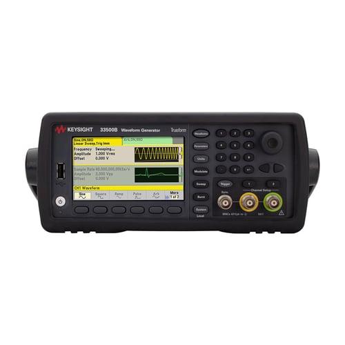 KEYSIGHT 33511B Waveform Generator, 20 MHz, 1-Channel, with Arb