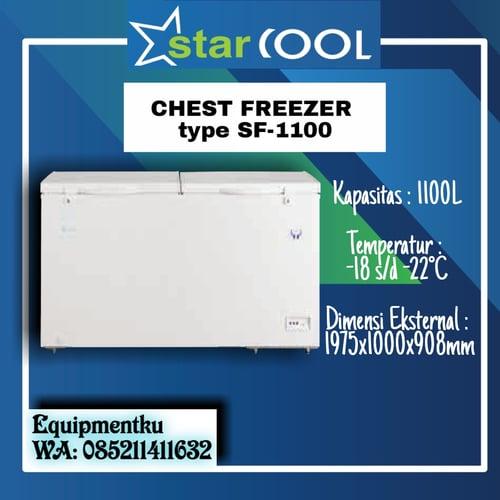 CHEST FREEZER STARCOOL TYPE SF-1100