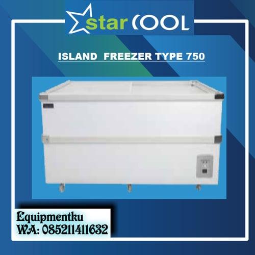 ISLAND FREEZER STACOOL TYPE SD-750