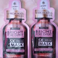 Rojukiss Pore Expert 5X Serum Mask 25 ml