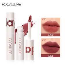 Focallure Velvet Matte Mousse Smooth Lip Cream