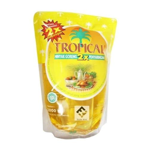 Tropical Minyak Goreng 2L 1 Karton Isi 6pcs