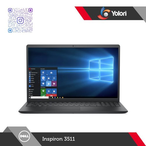 Dell Inspiron 3511 i7-1165G7 8GB 512GB Nvidia MX350 Windows 10 + OHS 2019