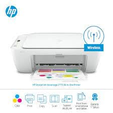 HP 2775 DeskJet Ink Advantage All in One  Printer (Copy Scan WiFi)
