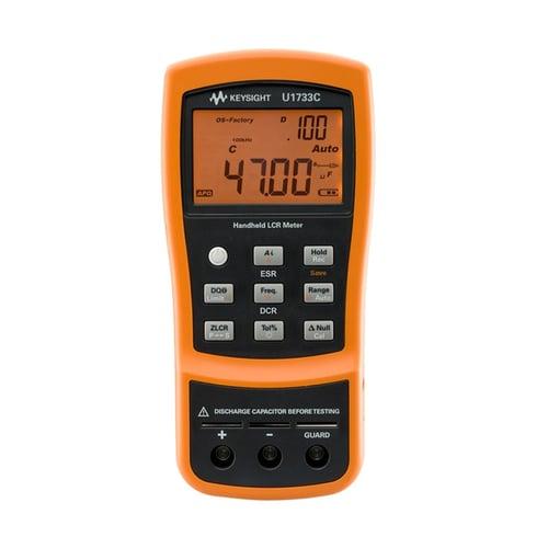 Keysight U1733C  Handheld LCR Meter