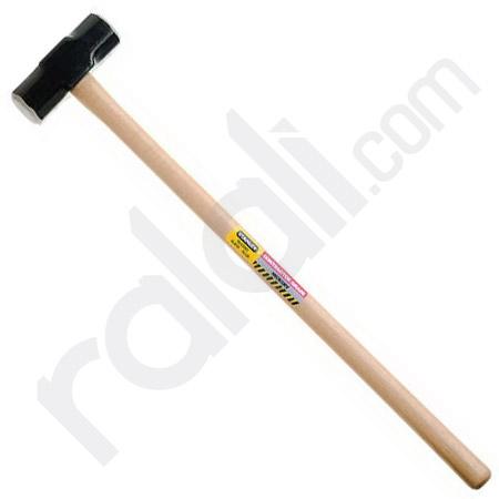 STANLEY 56-808 Sledge Hammer 8Lbs Hickory