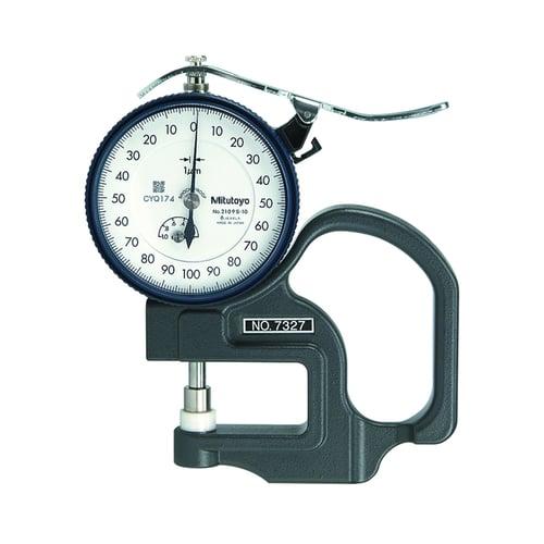 Mitutoyo Dial Thickness Gauge 1/0.001mm 7327 MT0002937