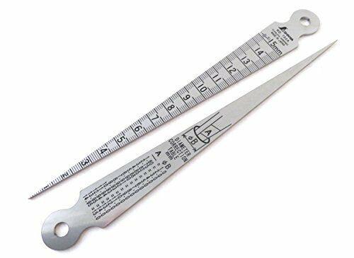 SHINWA Taper Gauge 700A 1 - 15mm Akurasi 0.05mm