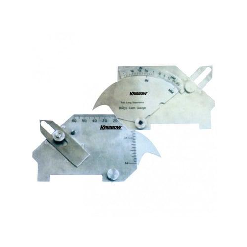 Krisbow Welding Gage Cam Type MG-8 KW0600521 N/A N/A