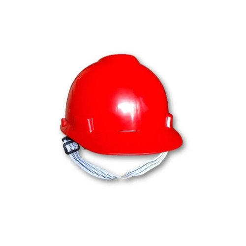 MSA Helm color red (local)