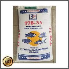 Pakan Ikan Empang 30Kg (1 Karung)