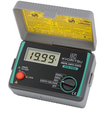 Kyoritsu Earth Tester 4105A
