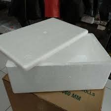 Box Penyimpanan Ikan Segar (Sedang) Styrofoam