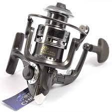 Peralatan pancing reel