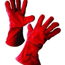 EINHILL Welding Hand Gloves 14 inch Red