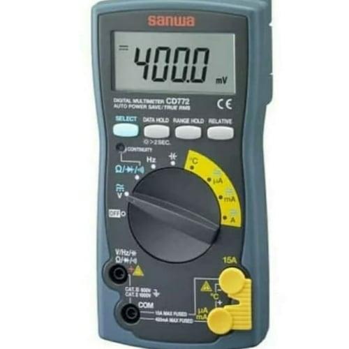 Sanwa Digital Multimeter CD772