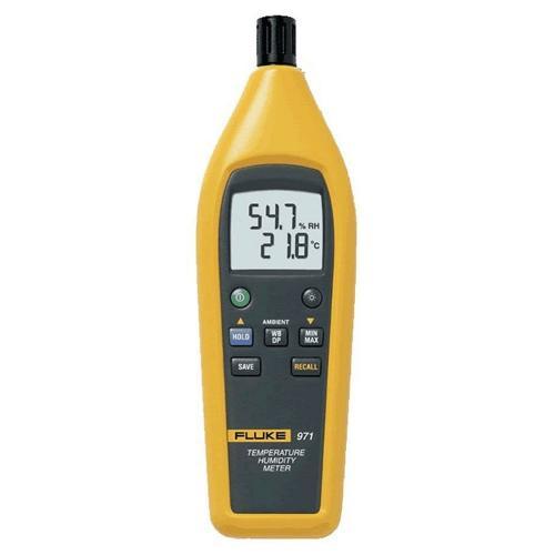 Fluke Temperature Humidity Meter 971
