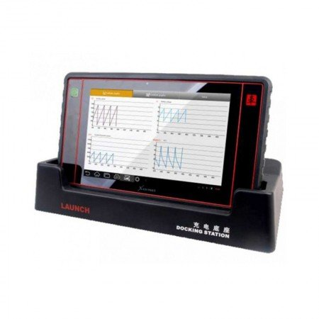 LAUNCH Scan Tool Pad Ii Full Config 73 X431 010027507