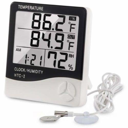 HTC-2 Thermometer & Hygrometer