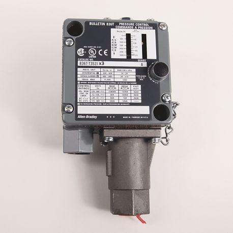 Allen Bradley Electro-Mech Pres Cntrl Sw 836T-T352J