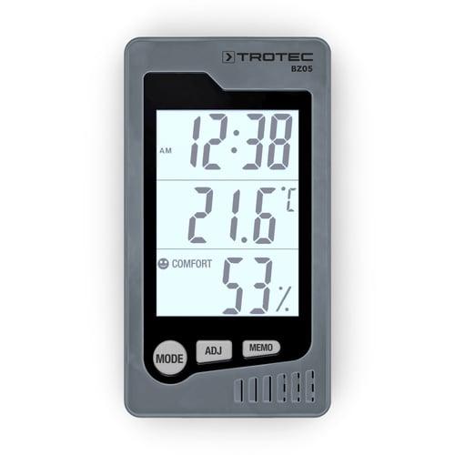 Trotec Indoor Thermohygrometer BZ05