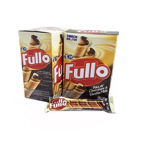 FULLO Wafer Rolls 9gr 1Box Isi 24pcs