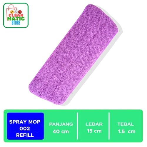 SPRAY MOP 002 REFILL