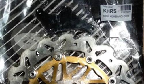 Piringan Rem Cakram - Disc Brake Kembang Kharisma 32 cm