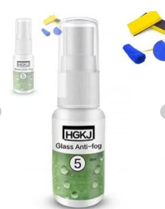 Cairan Anti Embun Glass Anti-fog Coating Waterproof Liquid 20ml - HGKJ-5