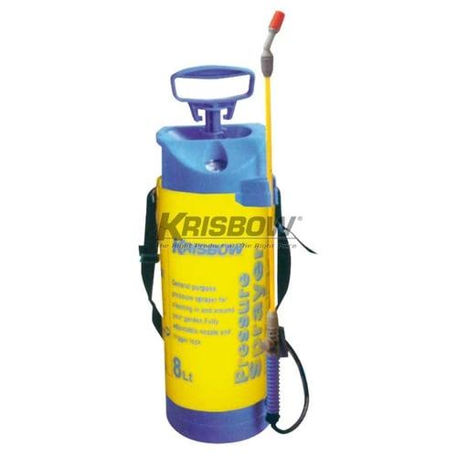 Semprotan Bertekanan Pressure Sprayer 8L Krisbow KW2000439
