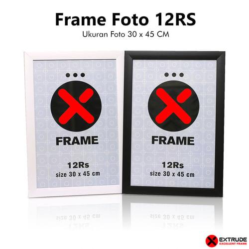 Bingkai Foto/Frame Foto/Pigura Foto 12RS (30x45 CM)