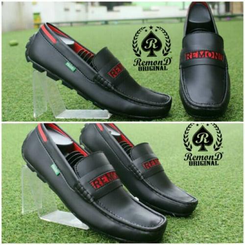 Sepatu Mocasin,Remond Original,Sepatu Santai Pria,Sepatu Casual,Mocasin murah,Sepatu Pria