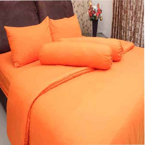 ROSEWELL Bed Cover Microtex Disperse 160x200cm Orange