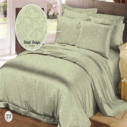ROSEWELL Bed Cover Microtex Emboss 200x200cm 73